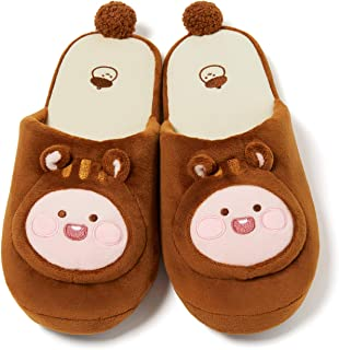 KAKAO FRIENDS Official- Autumn Story Comfort Slip On Indoor Slippers