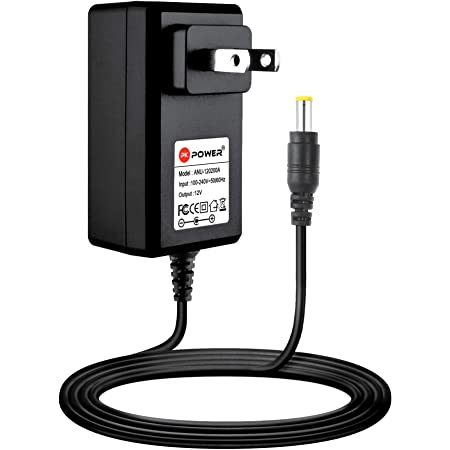 AC Adapter Compatible with Korg Kaoss Pad KP2 KP3 Dynamic Effects