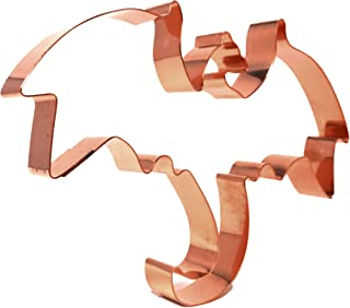 Mythical Flying Dragon Copper Cookie Cutter