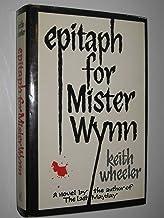 Epitaph for Mr. Wynn
