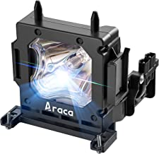 Araca LMP-H202 Projector Lamp with Housing for Sony VPL-HW40ES HW50ES HW55ES HW30ES VW95ES Quality Lamp Replacement Projec...