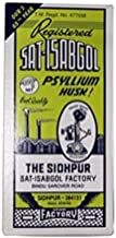 Sat-Isabgol Psyllium husk Natural Laxative – Great Remedy for Constipation Diarrhoea Weight Loss-200g Estimated Price : £ 8,23