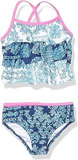 Baby Girls 2-Piece Swimsuit Bathingsuit Bikini