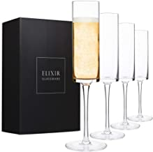 Best square champagne flutes Reviews