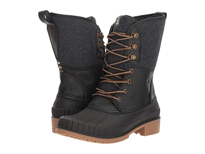 Kamik  Sienna 2 (Black) Womens Cold Weather Boots