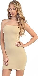 Strapless Stretchy Comfort Mini Sexy Tube Dress (XS/M, M/L, L/XL, XL/XXL) -Made in USA-
