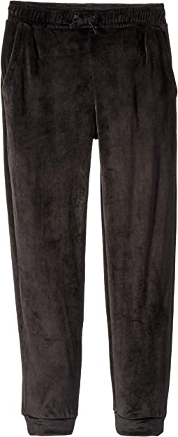 Super Soft Velour Joggers (Big Kids)