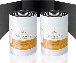 comprar comparacion Amazy Door Edge Protector - Cinta adhesiva protectora para puertas de automóviles y paredes de garajes, paquete de 2