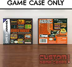 Gameboy Advance Namco Museum 50th Anniversary - Case
