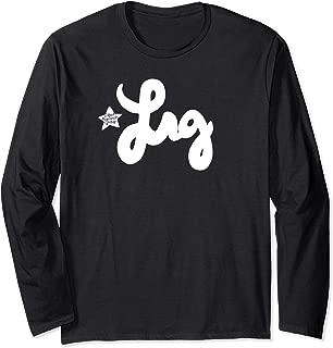 LRG Brush Stroke Logo Long Sleeve T-Shirt
