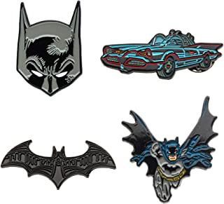 Best superhero enamel pins Reviews