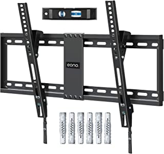 Amazon Brand - Eono Soporte TV Pared Inclinable, Soporte de Televisión para Muchos 37-70 Pulgadas LED, LCD, OLED y Plasma ...