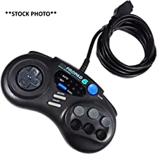Sg Propad 6 Gamepad Contoller for Sega Genesis By Interact # Sv-439