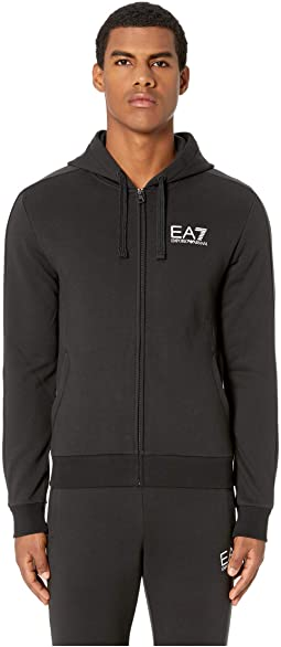 EA7 - Training Full Zip Fleece Hoodie