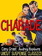 Charade - Cary Grant, Audrey Hepburn, Uncut Suspense Classic!