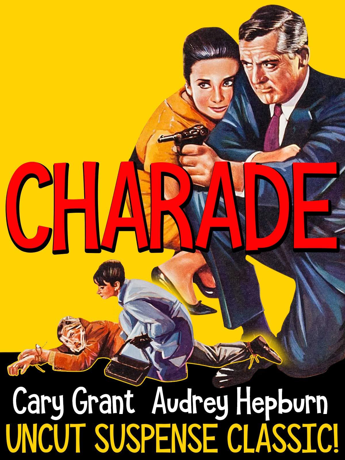 Charade Audrey Hepburn Suspense Classic