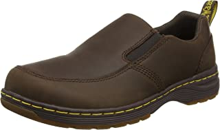 Dr. Martens 男士 Brennan 一脚蹬乐福鞋