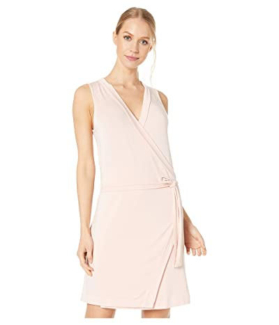 LAmade Paige Wrap Dress in Lightweight Modal Terry (Spanish Villa) Women