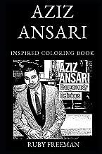 Aziz Ansari Inspired Coloring Book (Aziz Ansari Inspired Coloring Books)