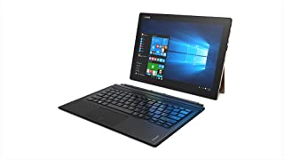 Lenovo IdeaPad Miix 700, 12.2-Inch Windows Laptop, 2 in 1 Laptop, (Intel Core m5-6Y54, 1.1 GHz, 4 GB DDR3, 128 GB SSD, Windows 10), Gold, 80QL0008US