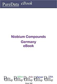 Niobium Compounds in Germany: Market Sales in Germany