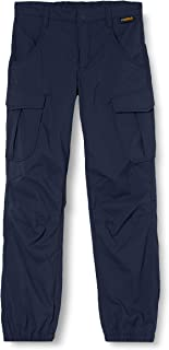 Jack Wolfskin Treasure Hunter Pantalon Enfants Pantalon Enfant Night Blue FR: XXS (Taille Fabricant: 140)