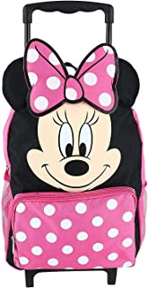 "Disney Minnie Mouse 14"" Softside Rolling Backpack"