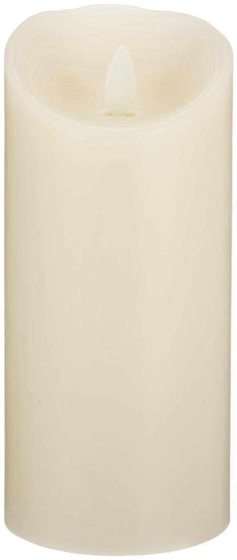 鋼秋病LUMINARA(ルミナラ)ピラー3×6【ギフトボックスなし】 「 アイボリー 」 03070020IV