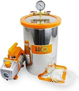 comprar comparacion BACOENG Bomba de Vacío 85 L/min con 19 Litro Cámara de vacío