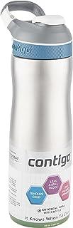 Contigo 50958 Cortland Autoseal Water Bottle, Monaco Stainless Steel
