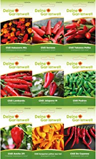 Festival Collection Chilli Pepper Growing Kit