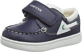 Geox B Djrock Boy C, Mocassins Garçon