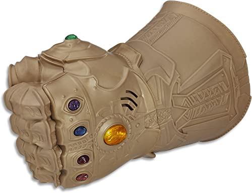 Marvel Avengers - Thanos Infinity Gauntlet - Infinity War - Electronic Kids Dress Up Toys - Ages 5+