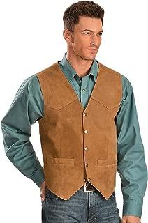 Best brown leather western vest Reviews