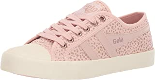 Gola Women's's Coaster Metallic Cheetah Trainers