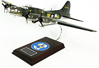 Mastercraft Collection Boeing B-17F Flying Fortress World War II Memphis Belle Model Scale:1/54