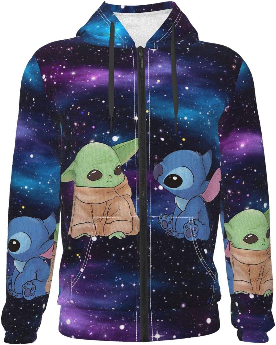 Danill23 Christmas Baby Y/_Odas Cartoon Casual 3D Digital Print Boys Teens Hoodie Sport Long Sleeve Hooded Sweaters Pullover Hoodie Shirt Pocket