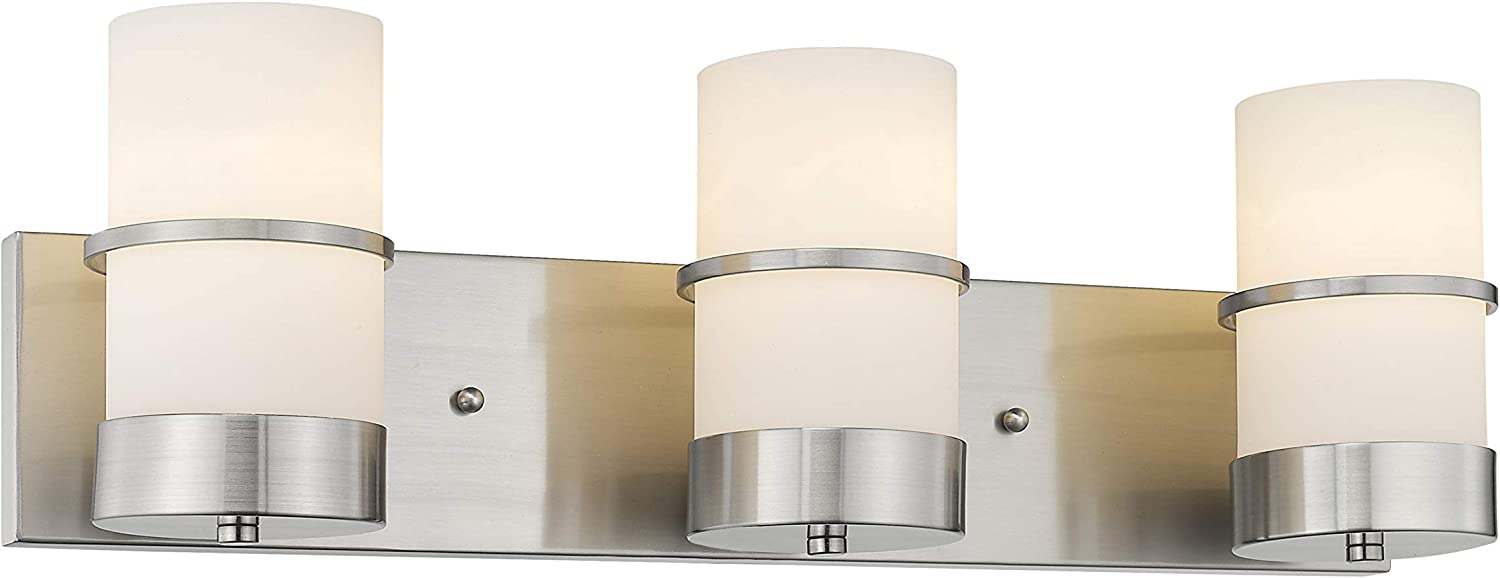 Chloe CH2R001BN23-BL3 Bathroom Special Campaign Vanity Light Nic Fixture Brushed Free shipping New