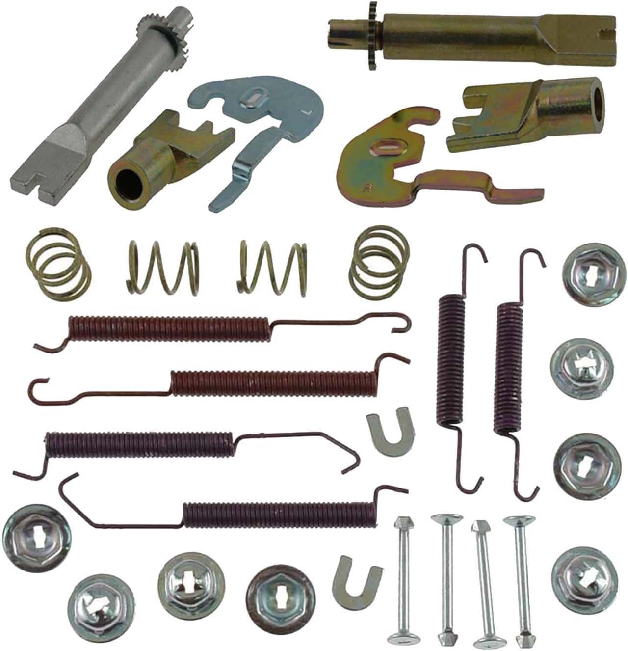 ACDelco Professional 18K3342 Rear Kit Brake specialty shop Hardware Drum [Alternative dealer]