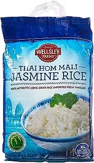 Wellsley Farms Thai Hom Mali Jasmine Rice, 25 Lb