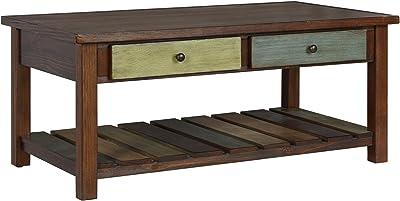Ameriwood Home Sage Coffee Table, Espresso
