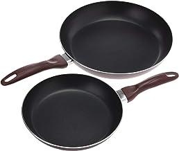 Royalford RF1754-FPSET Non Stick Frying Pan, Twin Pack, Non-Stick Fry Pan Set. Non-Stick Cookware, Value Dual Fry Pan Set