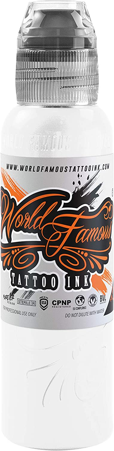 World Famous Tattoo Ink - Friendly Ranking TOP11 Vegan Professional Limited time trial price Tattooing