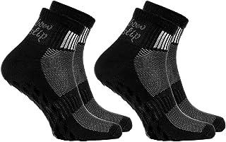 Rainbow Socks, Hombre Mujer Deporte Calcetines Antideslizantes ABS de Algodón