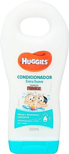 Huggies Condicionador Infantil Extra Suave, 200ml