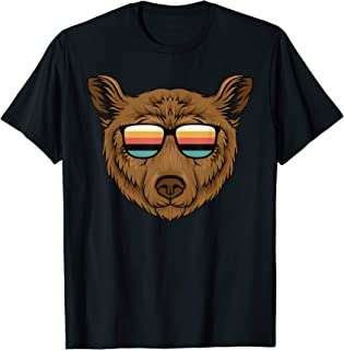 Bear Funny Tshirt T-Shirt