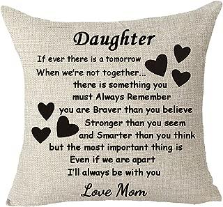 Best daughter pillow cases Reviews