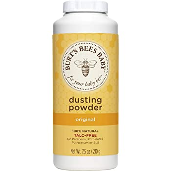 Baby Bee Dusting Powder - 7.5 oz - Powder Size: 7.5 oz, Model: 749-251 by Infant & Baby