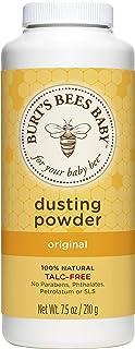 مسحوق غبار بيبي بي للجسم بخلاصة عسل النحل للاطفال من برت بيس - 7.5 اونصة