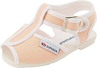 Superga Unisex Kids 1200-cotj Sling Back Sandals